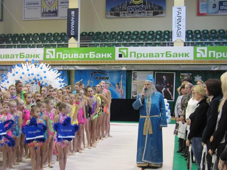 У Львові завершився міжнародний дитячий турнір з художньої гімнастики «Зимова казка» (ФОТО), фото-3