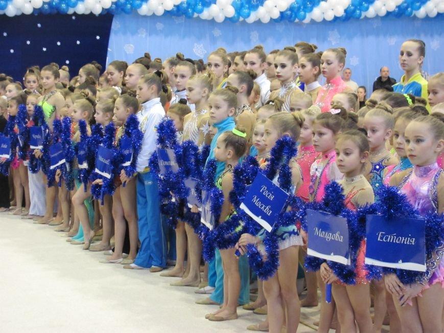 У Львові завершився міжнародний дитячий турнір з художньої гімнастики «Зимова казка» (ФОТО), фото-1