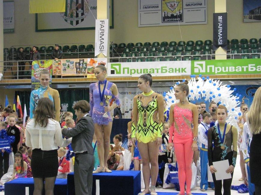 У Львові завершився міжнародний дитячий турнір з художньої гімнастики «Зимова казка» (ФОТО), фото-7
