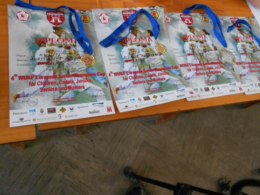 Мариупольские спортсмены привезли с турнира по каратэ 5 золотых медалей (ФОТО), фото-3
