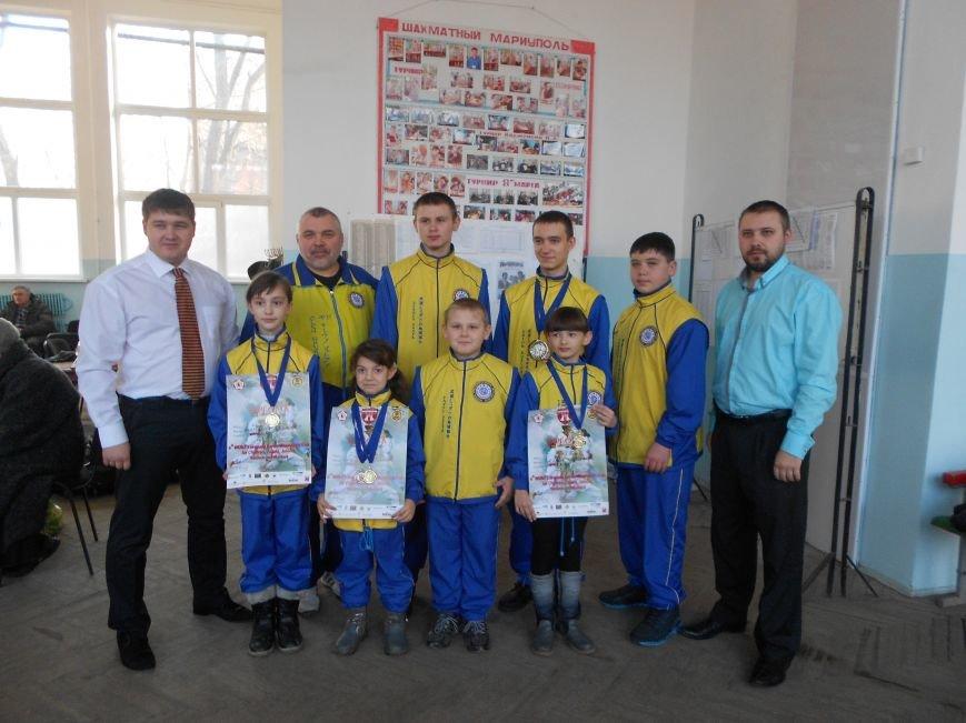Мариупольские спортсмены привезли с турнира по каратэ 5 золотых медалей (ФОТО), фото-4