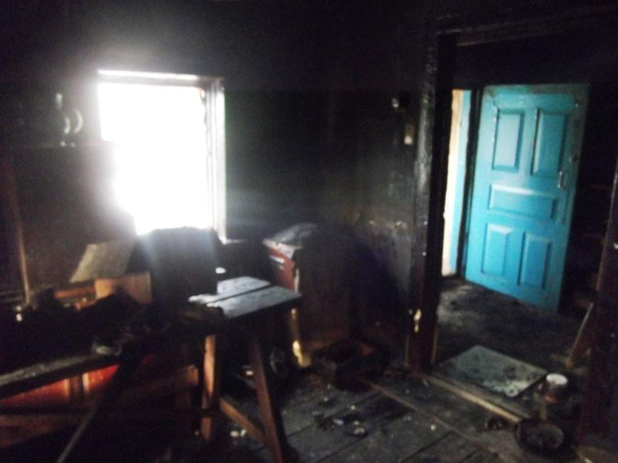 Мужчина погиб в результате пожара на Черниговщине (ФОТО), фото-1