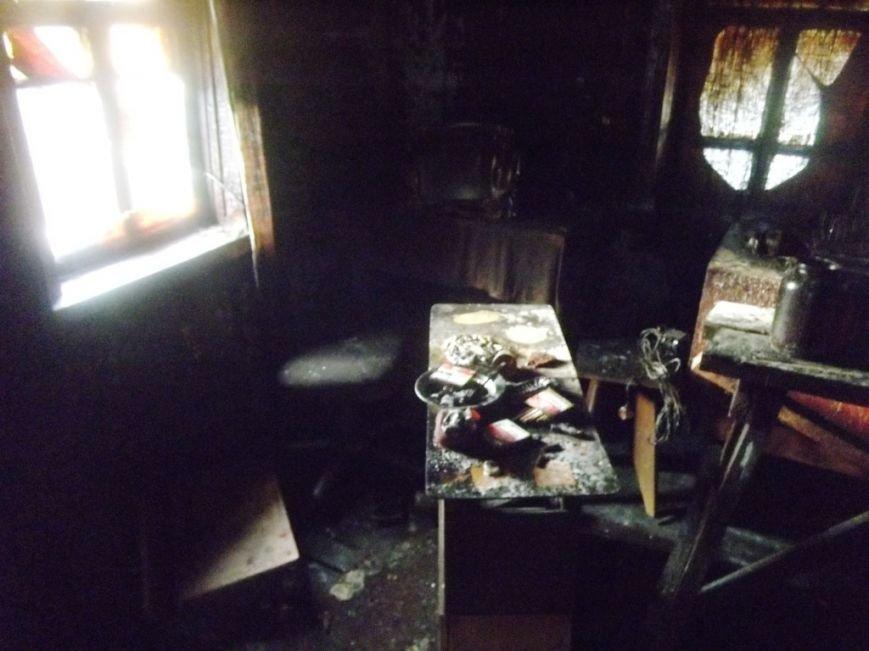 Мужчина погиб в результате пожара на Черниговщине (ФОТО), фото-2