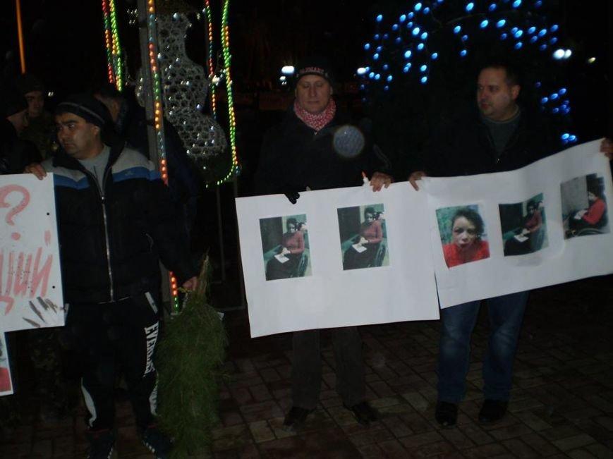 В Луганске противники евроинтеграции запугивают оппонентов песней «Луганщина – песня моя» (ФОТО), фото-1