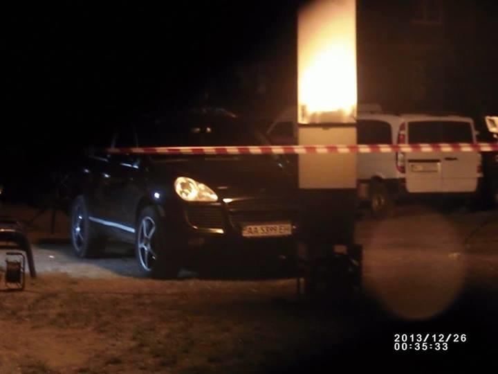 Знайшли авто нападників на Чорновол (ФОТО), фото-2