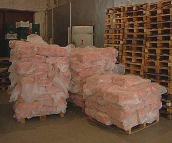 В Запорожье ветеринарная милиция изъяла более 5 тонн мяса сомнительного качества (ФОТО), фото-1