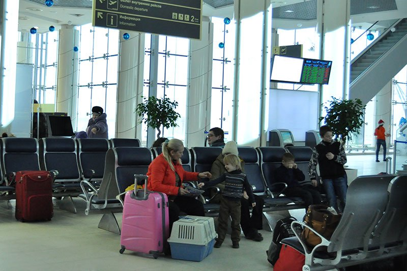 Работу белгородского аэропорта парализовал туман, фото-2