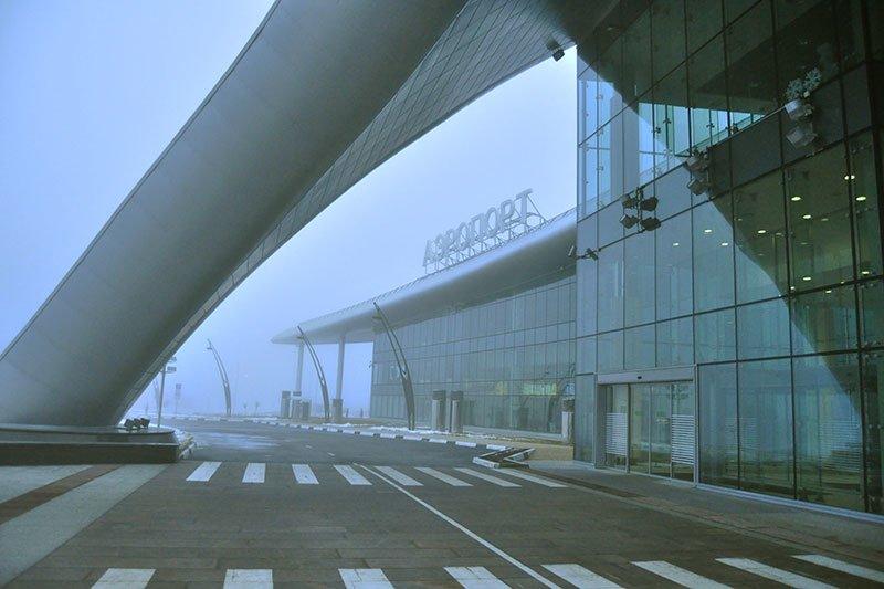 Работу белгородского аэропорта парализовал туман, фото-4