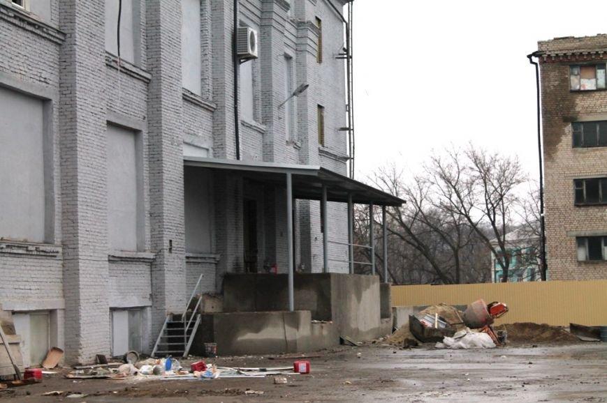 Эксклюзив сайта 06274.com.ua: новый Артемовский торгово-развлекательный центр «Фабрика» - взгляд изнутри, фото-11
