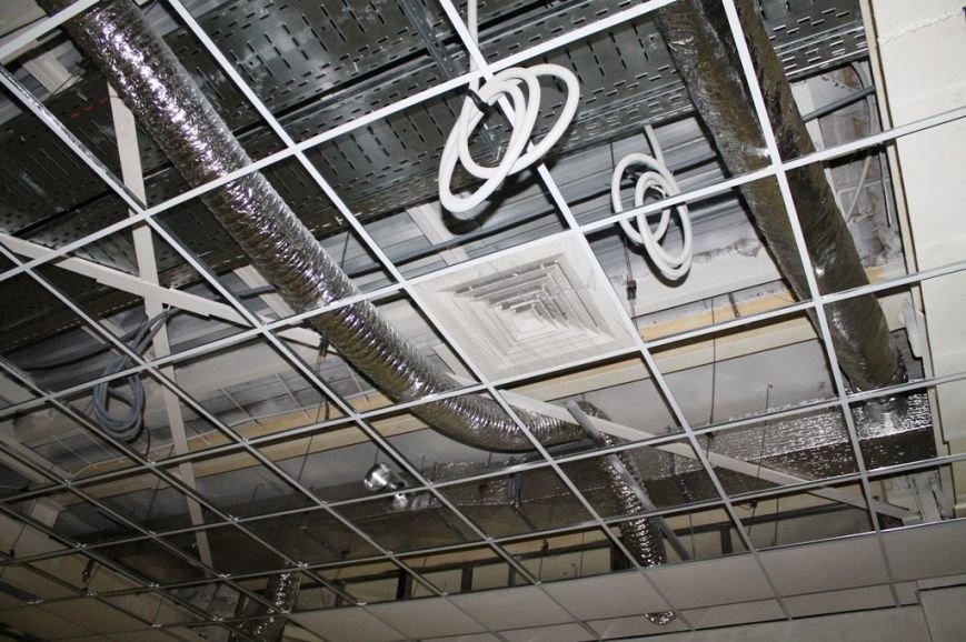 Эксклюзив сайта 06274.com.ua: новый Артемовский торгово-развлекательный центр «Фабрика» - взгляд изнутри, фото-3
