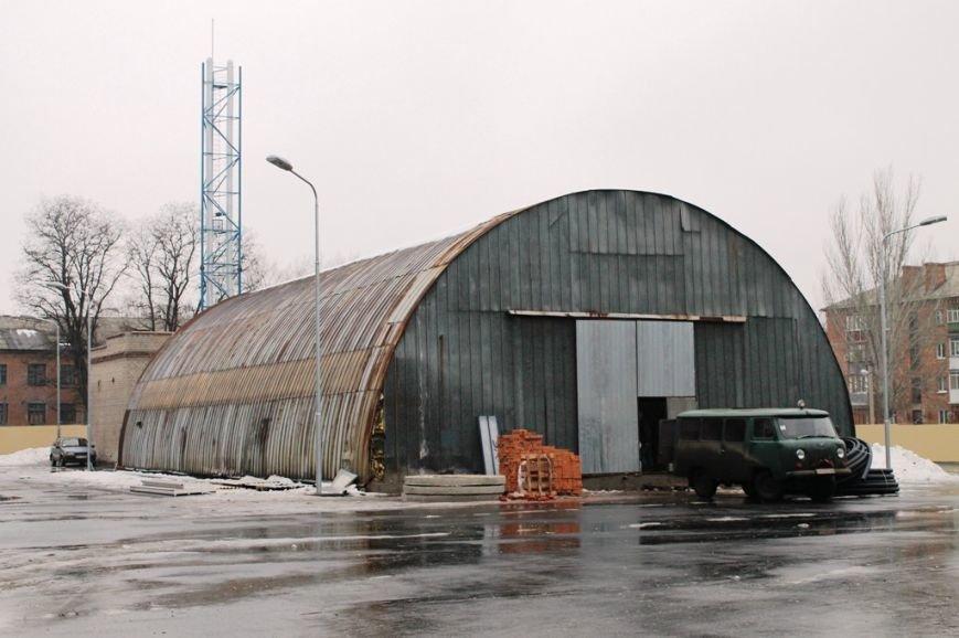 Эксклюзив сайта 06274.com.ua: новый Артемовский торгово-развлекательный центр «Фабрика» - взгляд изнутри, фото-9