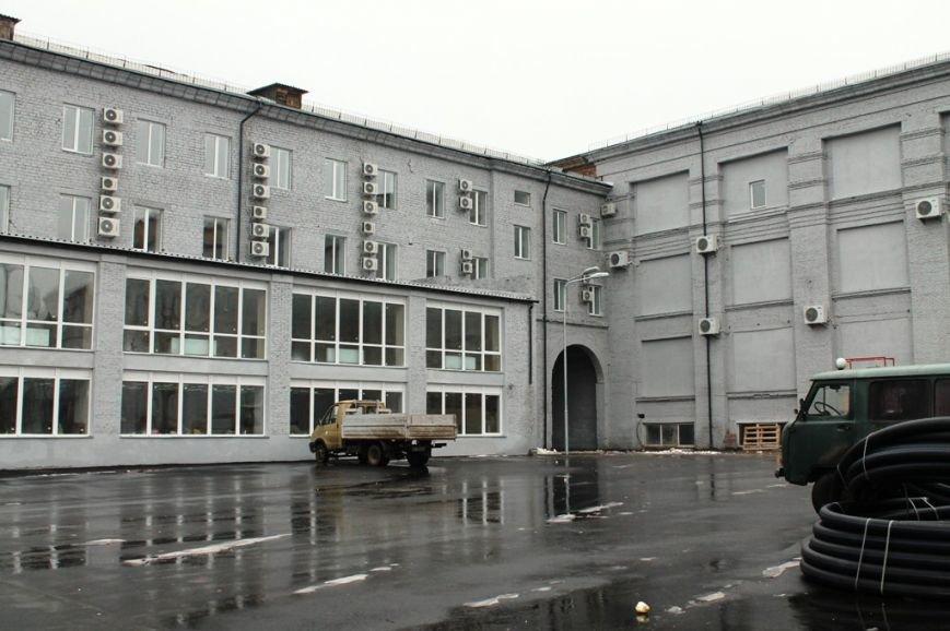 Эксклюзив сайта 06274.com.ua: новый Артемовский торгово-развлекательный центр «Фабрика» - взгляд изнутри, фото-13