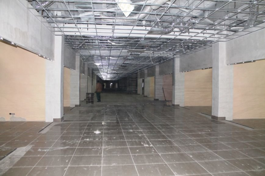 Эксклюзив сайта 06274.com.ua: новый Артемовский торгово-развлекательный центр «Фабрика» - взгляд изнутри, фото-6