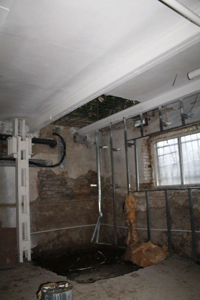 Эксклюзив сайта 06274.com.ua: новый Артемовский торгово-развлекательный центр «Фабрика» - взгляд изнутри, фото-7