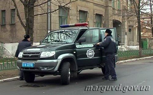 Во время новогодних праздников милиция Мариуполя усиливает охрану общественного порядка (ФОТО), фото-1