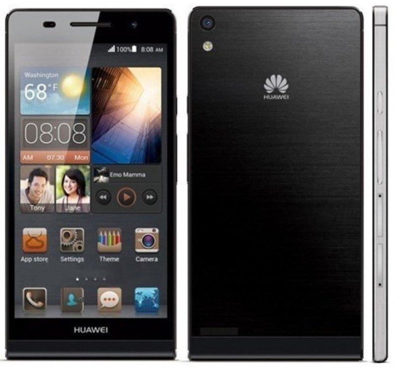 Huawei Ascend P6 Black