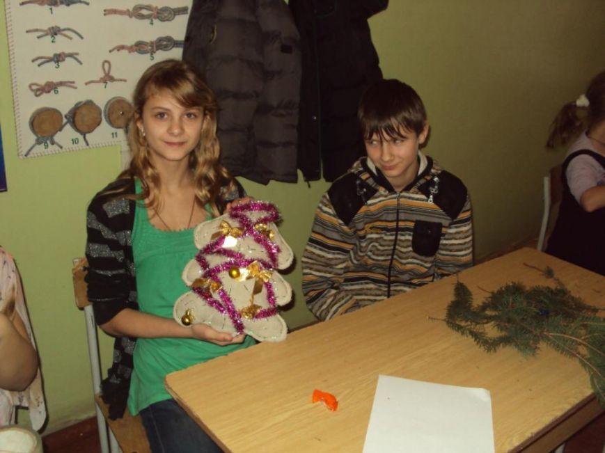 Чернигов: «Вместо елки - зимний букет» или праздничное настроение своими руками, фото-3