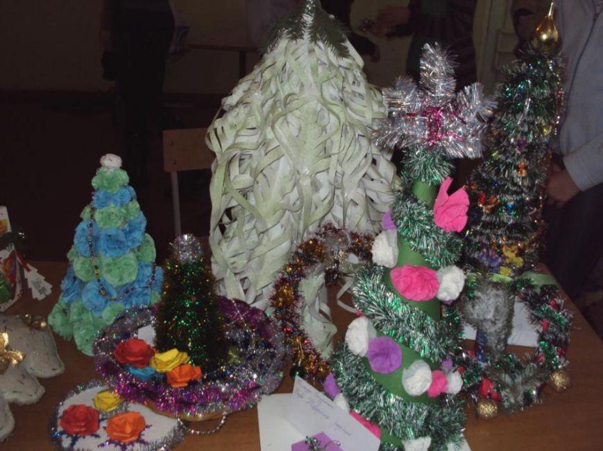 Чернигов: «Вместо елки - зимний букет» или праздничное настроение своими руками, фото-4