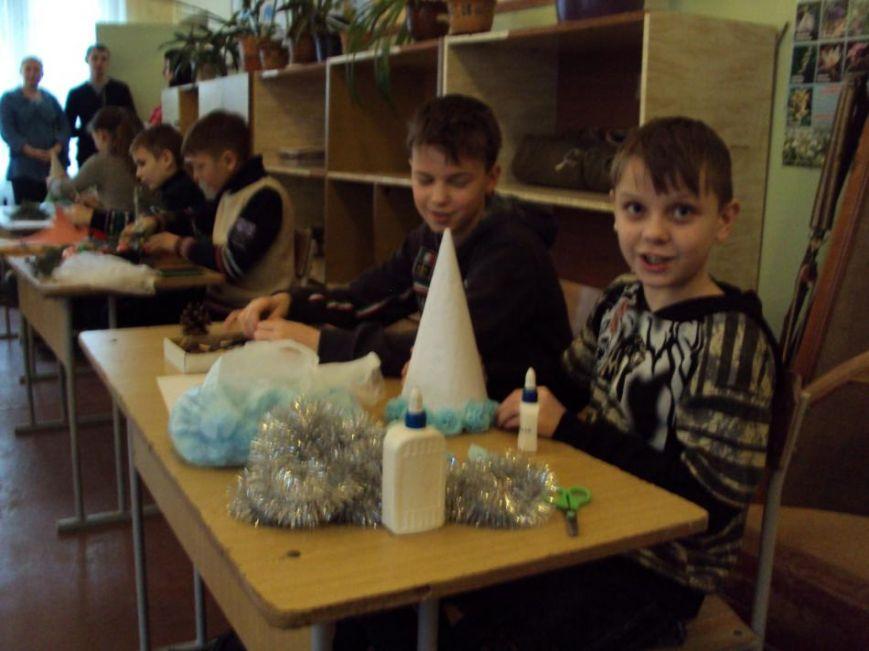 Чернигов: «Вместо елки - зимний букет» или праздничное настроение своими руками, фото-2