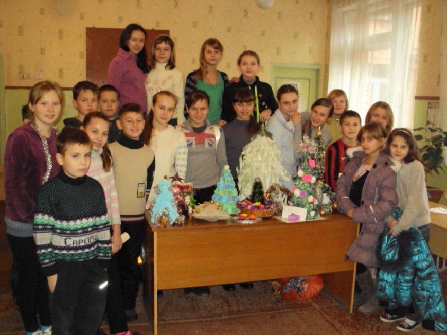 Чернигов: «Вместо елки - зимний букет» или праздничное настроение своими руками, фото-5