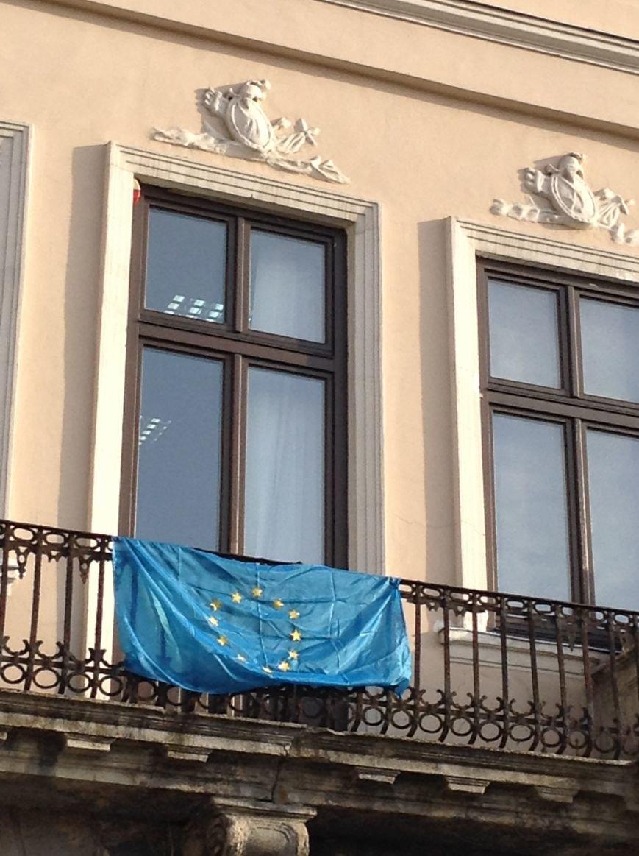 У центрі Львова зробили креативний балкон (ФОТО), фото-3