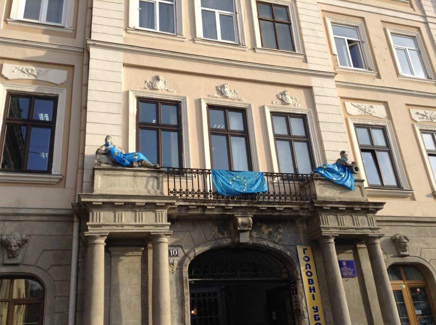 У центрі Львова зробили креативний балкон (ФОТО), фото-1