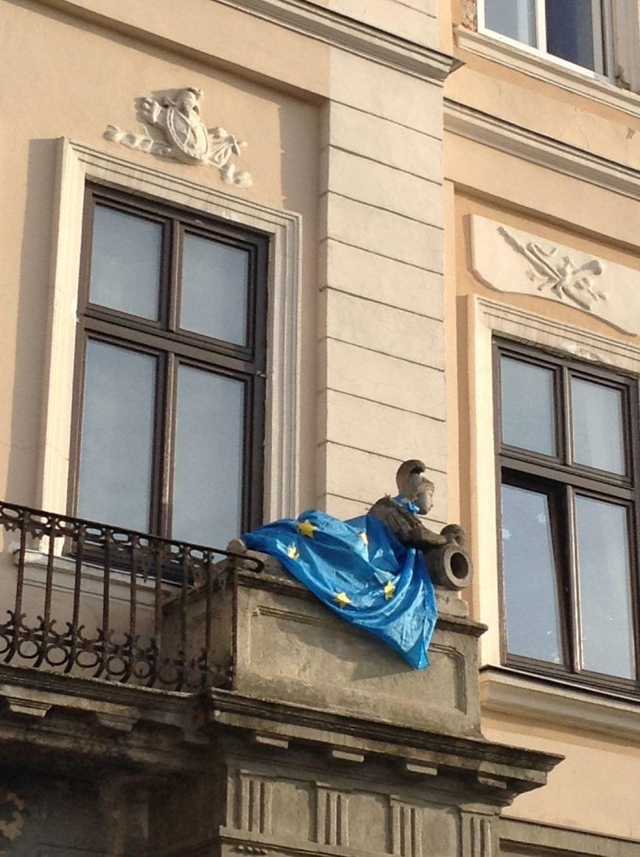 У центрі Львова зробили креативний балкон (ФОТО), фото-4