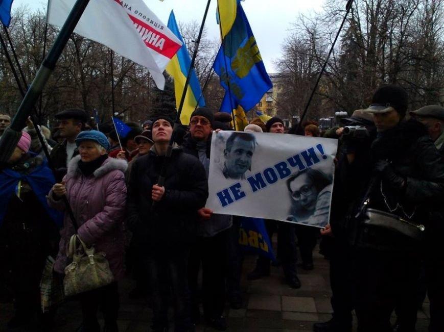 Сегодня Луганский Евромайдан закидали дымовыми шашками (ФОТО, ВИДЕО), фото-4