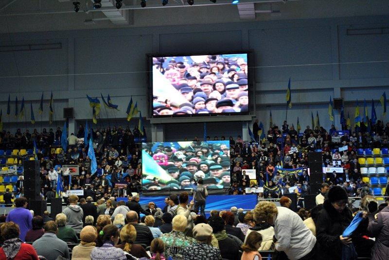 Луганск. Политические итоги года: от антифашизма к Евромайдану, фото-3