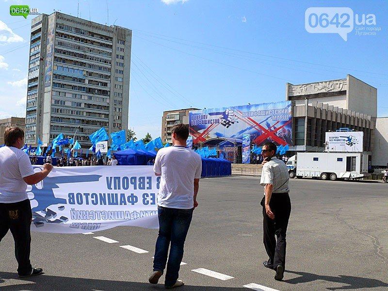 Луганск. Политические итоги года: от антифашизма к Евромайдану, фото-1