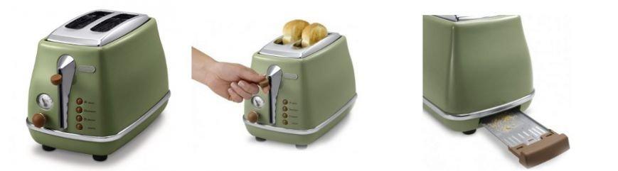 С тостерами DeLonghi Ваше утро станет более добрым, фото-1