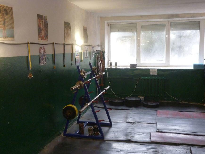 В Красноармейске в ОШ № 6 открыли зал для занятий тяжелой атлетикой, фото-1