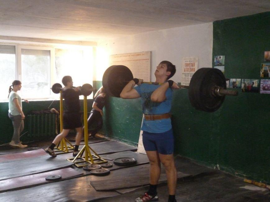 В Красноармейске в ОШ № 6 открыли зал для занятий тяжелой атлетикой, фото-2