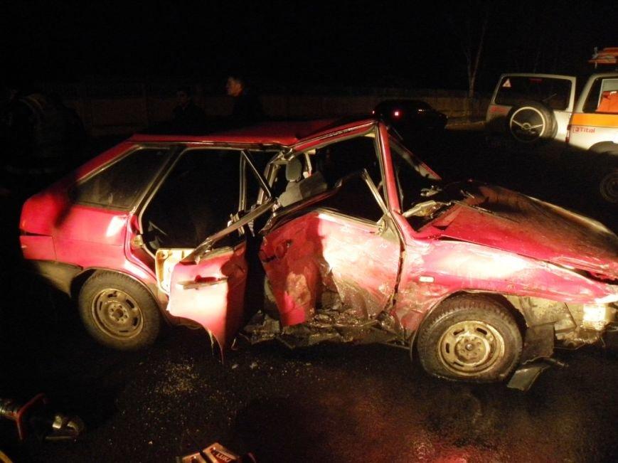В Чернигове в результате страшного ДТП погибла женщина (ФОТО), фото-3