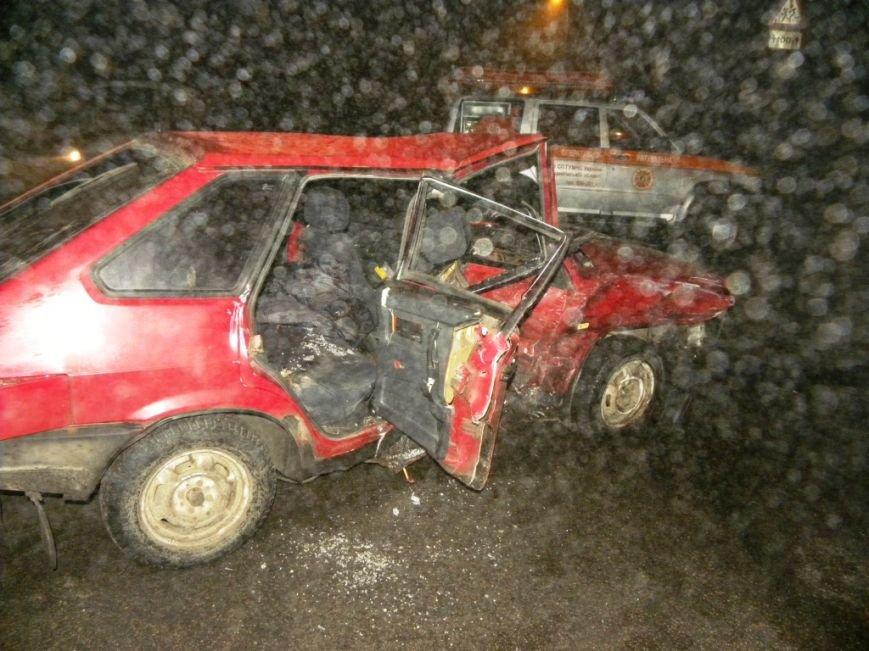 В Чернигове в результате страшного ДТП погибла женщина (ФОТО), фото-1