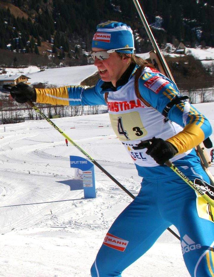 Львівський біатлоніст отримав звання кращого спортсмена у грудні 2013  (ФОТО), фото-1
