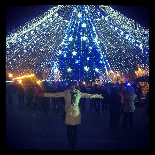 Новогодний Белгород в Instagram, фото-8