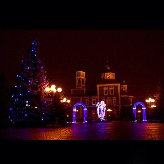 Новогодний Белгород в Instagram, фото-7
