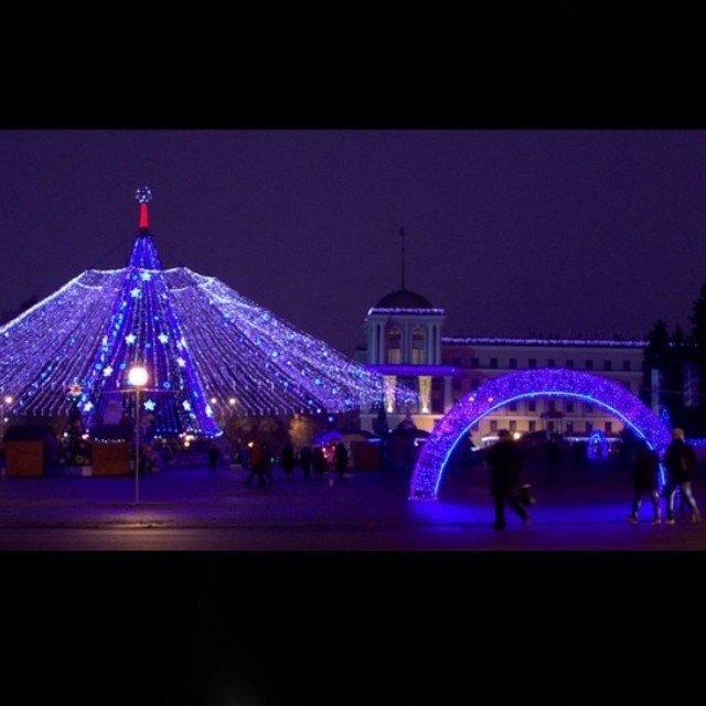 Новогодний Белгород в Instagram, фото-6