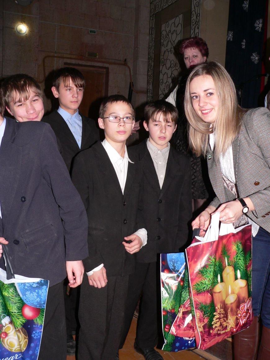 TRINITY поздравила воспитанников интернатов Мариуполя с Новым Годом!, фото-3