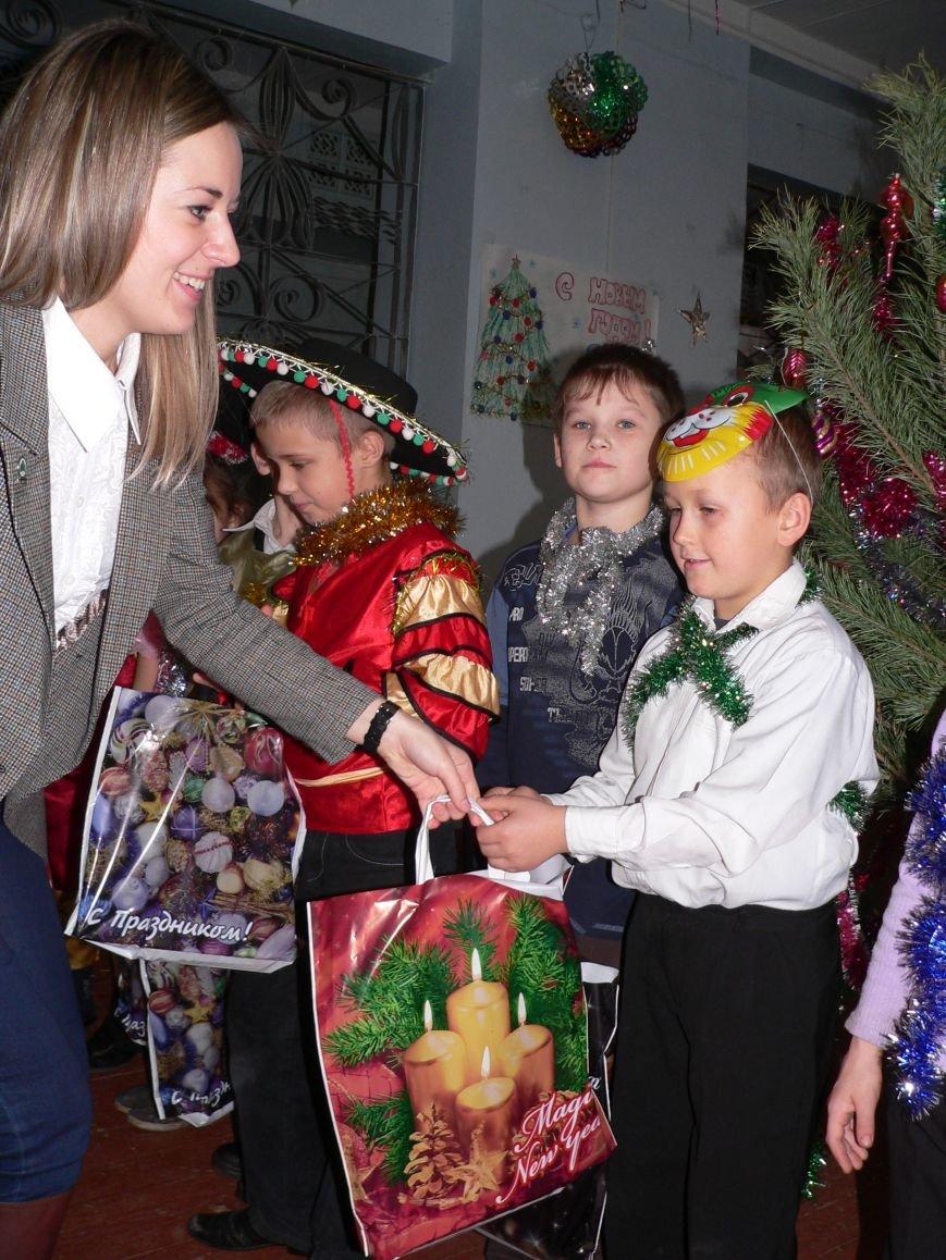 TRINITY поздравила воспитанников интернатов Мариуполя с Новым Годом!, фото-1