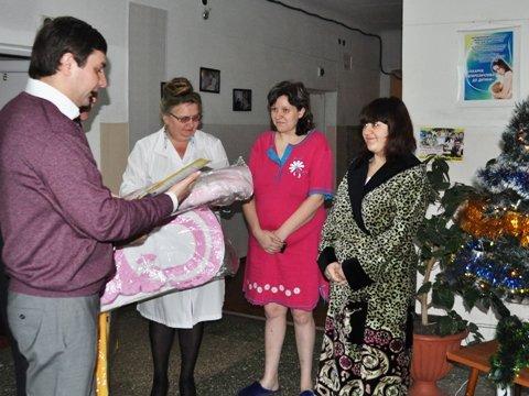 В первый день нового года в Горловке родилось шесть малышей, фото-1