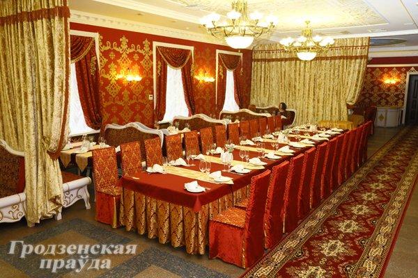 королевская охота гродно ресторан 2