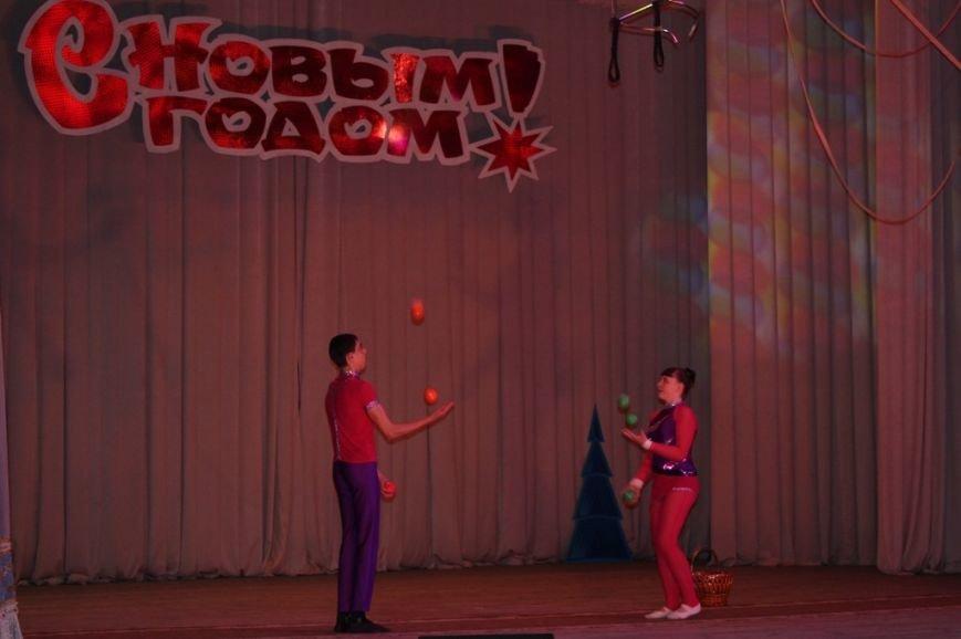 В Артемовске детей с особыми потребностями поздравили с Новогодними праздниками, фото-4