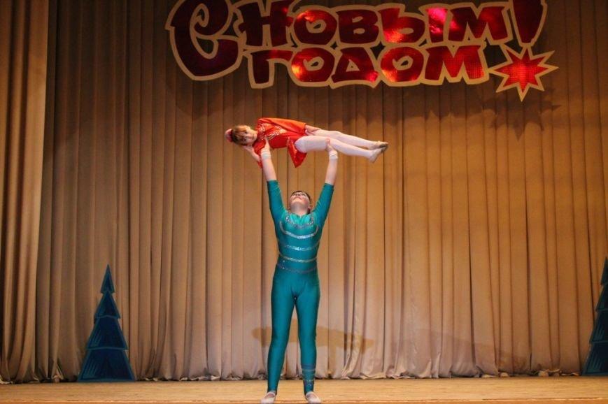 В Артемовске детей с особыми потребностями поздравили с Новогодними праздниками, фото-9