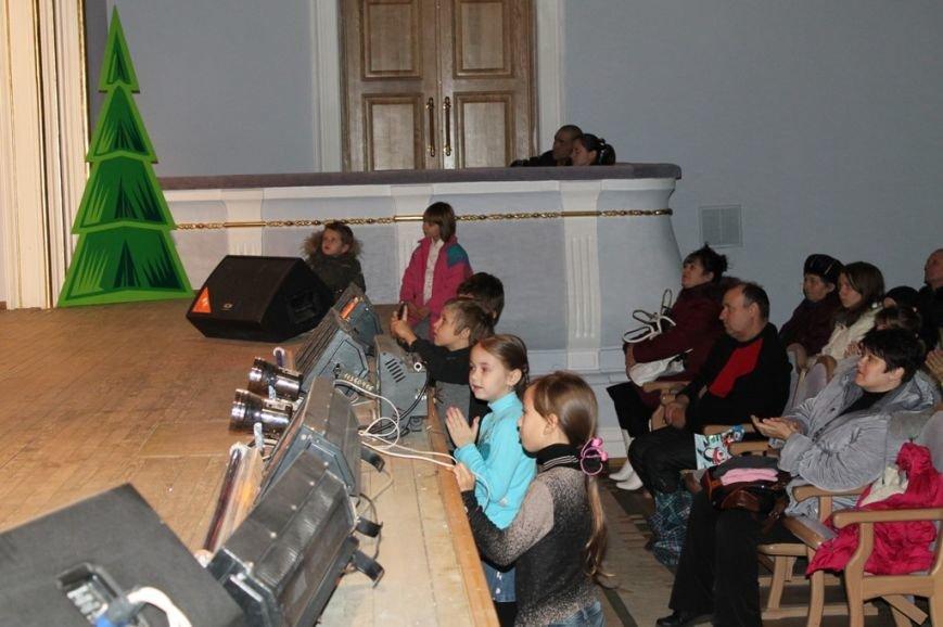 В Артемовске детей с особыми потребностями поздравили с Новогодними праздниками, фото-1