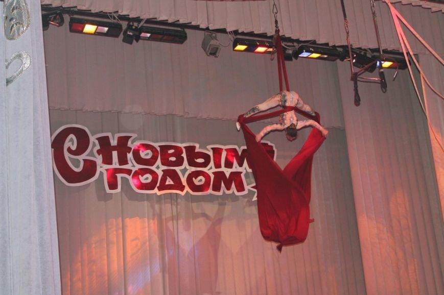 В Артемовске детей с особыми потребностями поздравили с Новогодними праздниками, фото-3