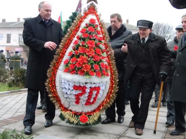 Бердичів відзначив 70-ту річницю з дня визволення, фото-1