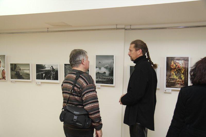 ФОТОРЕПОРТАЖ: Мелитопольские фотографы выставились в Симферополе, фото-9