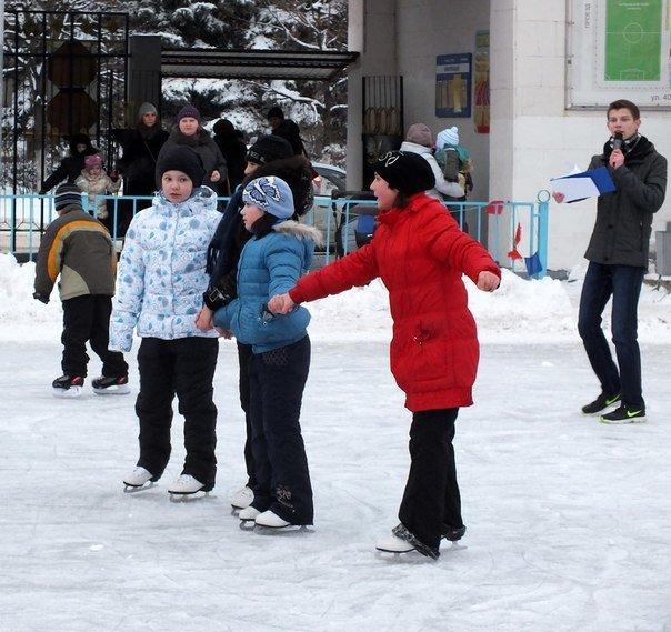 Ульяновцы увидели «Рождественский праздник на льду», фото-4